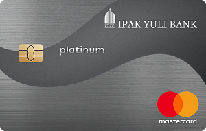 """Mastercard Platinum Light"" kartasi"